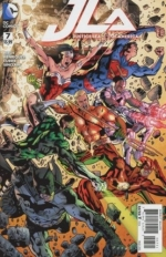 Justice League of America vol 4 # 7