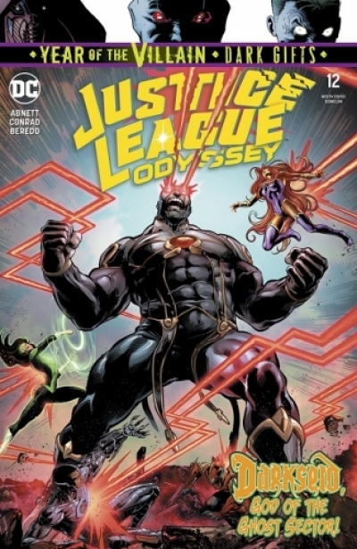 Justice League Odyssey vol 1 # 12