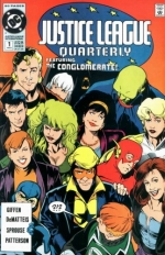 Justice League Quarterly # 1
