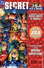 JSA Secret Files and Origins  # 1