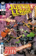 Justice League Annual vol 4 # 1