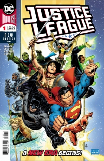 Justice League vol 4 # 1