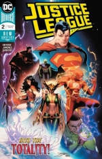 Justice League vol 4 # 2