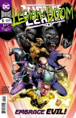 Justice League vol 4 # 5
