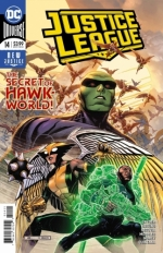 Justice League vol 4 # 14