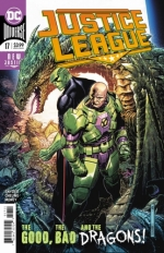 Justice League vol 4 # 17