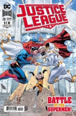 Justice League vol 4 # 20