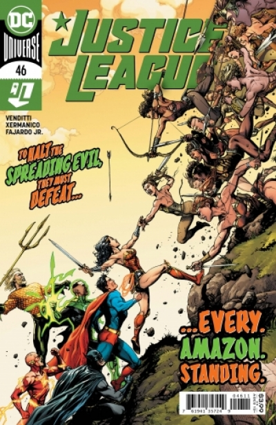 Justice League vol 4 # 46
