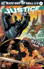 Justice League vol 3 # 32