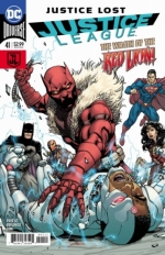 Justice League vol 3 # 41