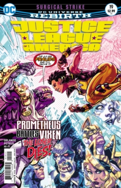 Justice League of America # 19