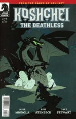 Koshchei the deathless # 2