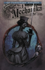 Lady Mechanika: The Clockwork Assassin # 1
