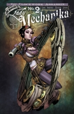 Lady Mechanika: The Clockwork Assassin # 2