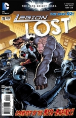Legion Lost vol 2 # 11