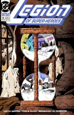 Legion of Super-Heroes vol 4 # 5