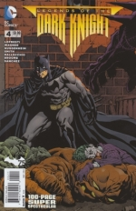 Legends of the Dark Knight 100-Page Super Spectacular # 4