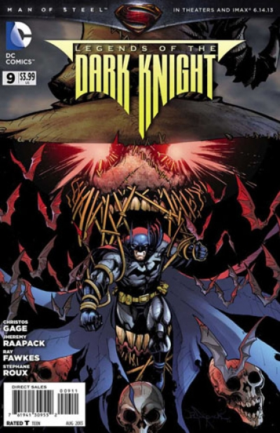 Legends of the Dark Knight vol 2 # 9