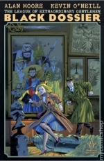 The League of Extraordinary Gentlemen: Black Dossier # 1