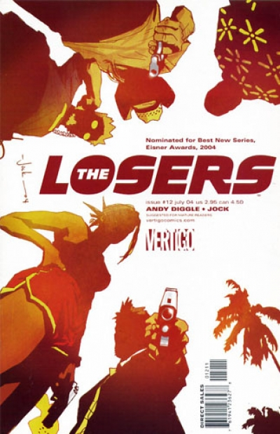 The Losers # 12