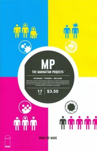 The Manhattan Projects # 17