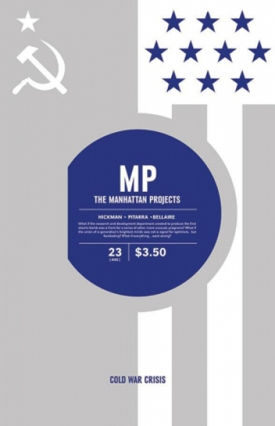 The Manhattan Projects # 23