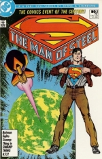 The Man of Steel vol 1 # 1