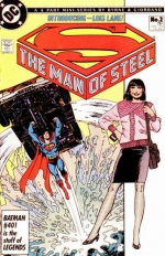 The Man of Steel vol 1 # 2