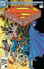 The Man of Steel vol 1 # 3