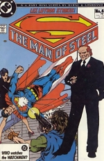 The Man of Steel vol 1 # 4