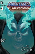 Masters of the Universe : The Origin of Skeletor # 1