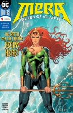 Mera: Queen of Atlantis # 1