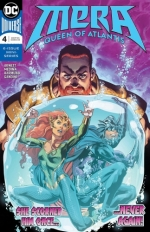 Mera: Queen of Atlantis # 4
