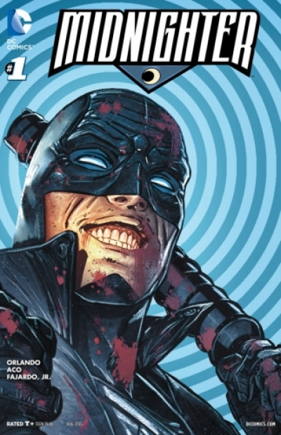 Midnighter vol 2 # 1