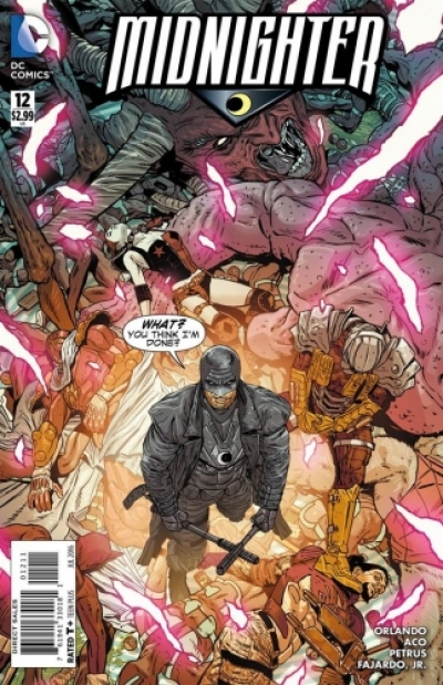 Midnighter vol 2 # 12