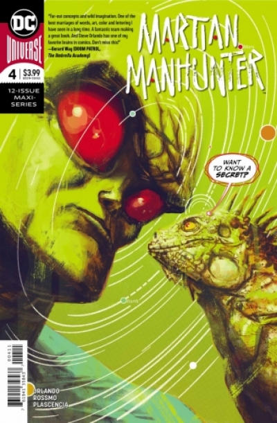Martian Manhunter vol 5 # 4