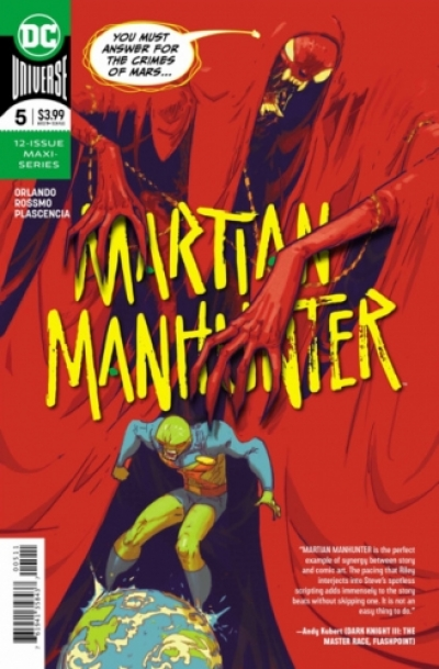 Martian Manhunter vol 5 # 5