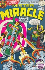 Mister Miracle vol 1 # 7