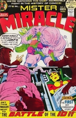 Mister Miracle vol 1 # 8