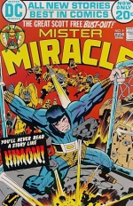 Mister Miracle vol 1 # 9