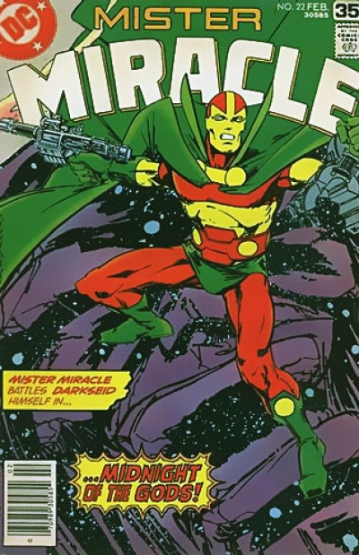 Mister Miracle vol 1 # 22