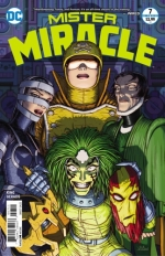 Mister Miracle vol 4 # 7
