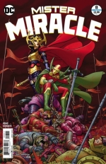 Mister Miracle vol 4 # 8