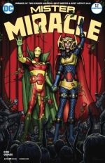 Mister Miracle vol 4 # 12