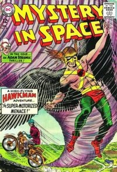 Mystery in Space vol 1 # 89