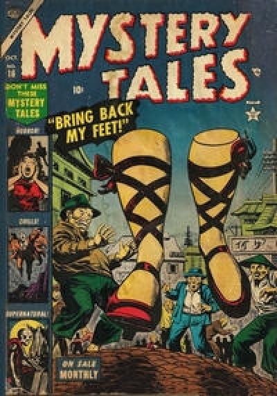 Mystery Tales # 16