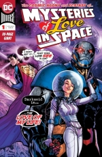 Mysteries of Love in Space # 1