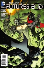 The New 52: Futures End # 38