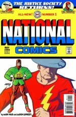National Comics Vol 1 # 1