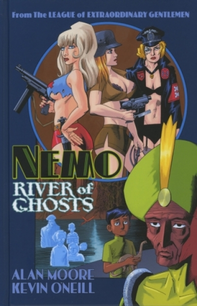 Nemo: River of Ghosts # 1